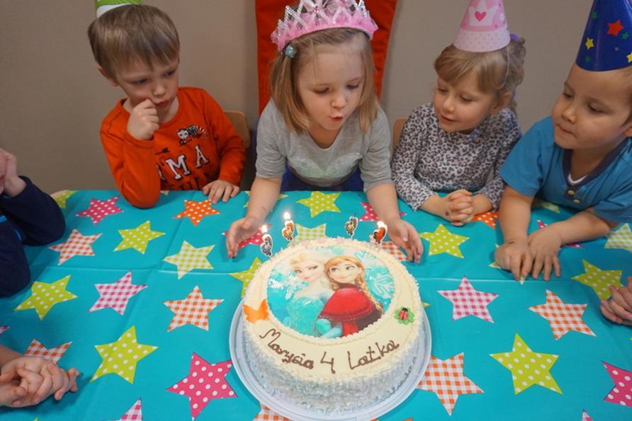 4 urodziny MARYSI W.