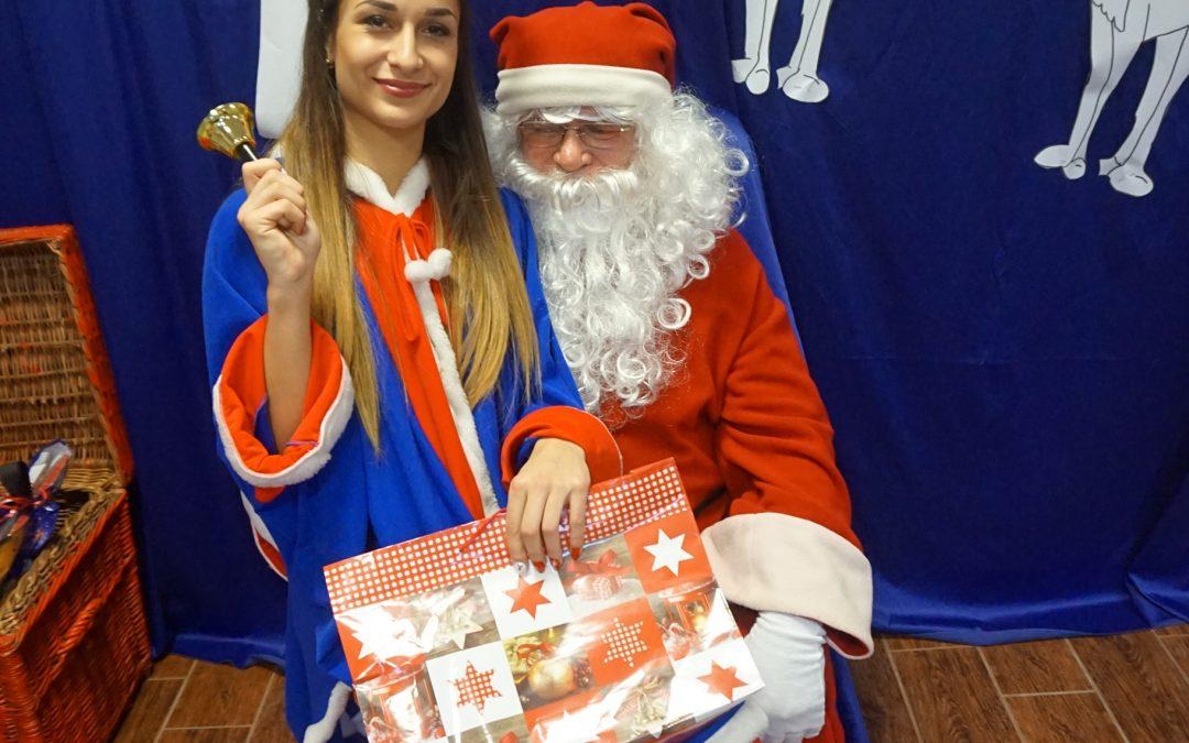 Ho ho ho.. ! Mikołaj ! Prezenty :)