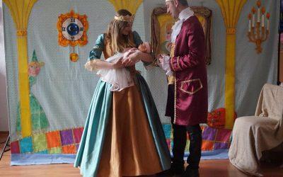 Teatrzyk w przedszkolu :)