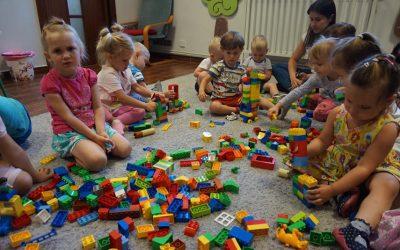 Warsztaty z LEGO
