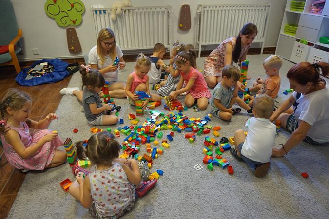 Warsztaty z klockami LEGO!!!