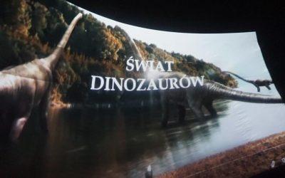 Dinozaury w naszym przedszkolu :)